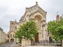Igreja St Martin nas excursões imagem de stock royalty free