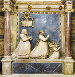 Igreja St Peter e Paul Weimar, Thuringia foto de stock royalty free
