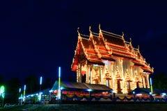 A igreja tailandesa Fotografia de Stock Royalty Free
