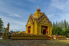 Igreja tailandesa Fotografia de Stock