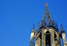 Igreja, templo, capela, lugar de culto da assembleia foto de stock royalty free
