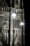 Igreja, Tilburg, os Países Baixos Fotografia de Stock Royalty Free