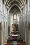 Igreja, Tilburg, os Países Baixos Imagem de Stock