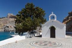 Igreja tradicional pequena Foto de Stock Royalty Free
