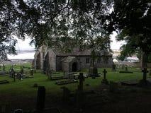 Igreja velha fotos de stock