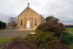 Igreja velha Imagem de Stock Royalty Free