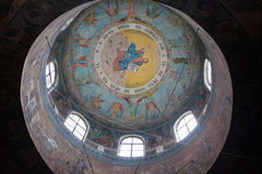Igreja velha Imagem de Stock
