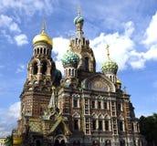 Igreja velha bonita Imagens de Stock Royalty Free
