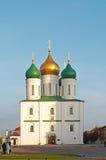 Igreja velha da alvenaria Fotos de Stock Royalty Free