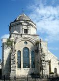 Igreja velha de Havana Fotos de Stock Royalty Free