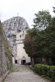 Igreja velha em Italy Imagens de Stock