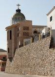 Igreja Zurgena de San Ramon Nonato Foto de Stock Royalty Free