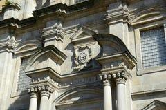 Igrejados Grilos, Porto, Portugal Royalty-vrije Stock Afbeeldingen