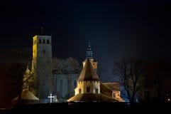 Igrejas Imagem de Stock Royalty Free