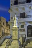 Igrejas da baía de Malta - de St Paul foto de stock