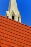 Igrejas de Krems no.1 Imagem de Stock Royalty Free