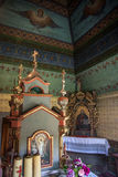 Igrejas de madeira do Unesco no Polônia Fotos de Stock Royalty Free