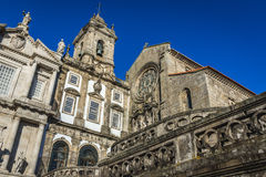 Igrejas em Porto foto de stock
