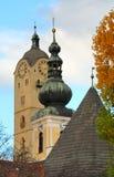 Igrejas em Stein no.1 Imagem de Stock Royalty Free