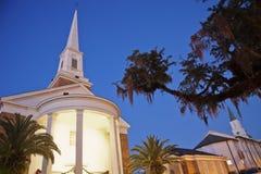 Igrejas em Tallahassee Foto de Stock