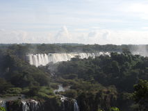 Iguaçu Fälle Stockbilder