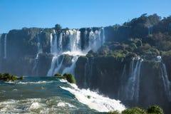 Iguacu fotografia stock libera da diritti