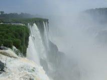 Iguacu cade sosta nazionale fotografia stock libera da diritti