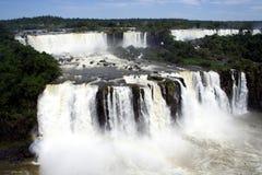 Iguacu Fälle stockfoto