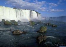 Iguacu falls Stock Images