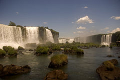 Iguacu Falls, Brazil Stock Photo