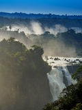 Iguacu Falls in Brazil Royalty Free Stock Photos