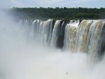 Iguacu Falls National Park Royalty Free Stock Photo