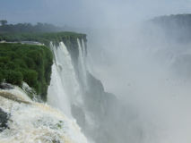 Iguacu Falls National Park Royalty Free Stock Photography