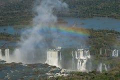 Iguacu siklawy Obrazy Royalty Free