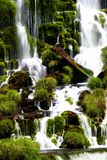 Iguacu Waterfall Royalty Free Stock Photography