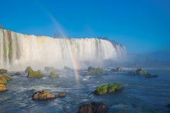 Free Iguacu Waterfalls Royalty Free Stock Images - 35519869