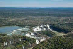 Iguacuwatervallen Royalty-vrije Stock Afbeelding