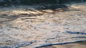 Igualación de reflexiones de la orilla almacen de video