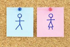 Igualdade Fotografia de Stock Royalty Free