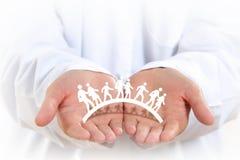 Igualdade dos povos imagem de stock royalty free