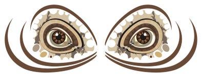 Iguana mask. Carnival mask of an iguana for celebrations and life events Stock Image