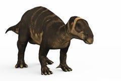 Iguanadon Dinosaurier Lizenzfreie Stockfotos