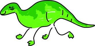 Iguanodon Royalty Free Stock Image