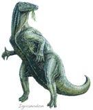 Iguanodon Fotos de archivo libres de regalías