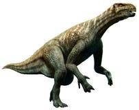 Iguanodon Arkivfoto