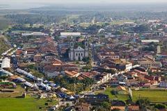 Iguape - Vale do Ribeira - Sao Paulo - Brasil. View of Iguape - Vale do Ribeira - Sao Paulo - Brasil Royalty Free Stock Photography