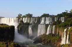 Iguassu Foto de Stock Royalty Free