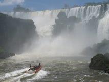 Iguassu Fälle Lizenzfreies Stockbild