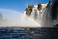 Iguassu Fall Royalty Free Stock Image
