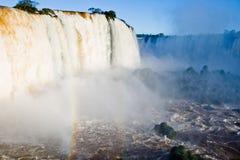 Iguassu Fall Royalty Free Stock Photography